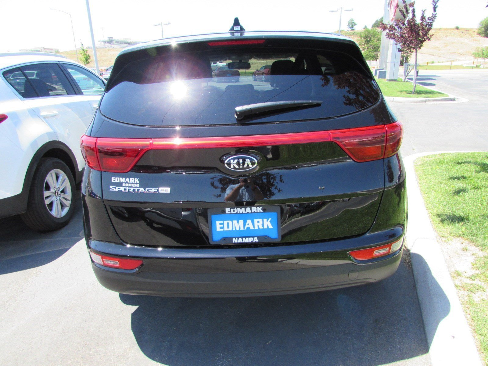 new 2017 kia sportage lx fwd in nampa 970045 kendall kia. Black Bedroom Furniture Sets. Home Design Ideas